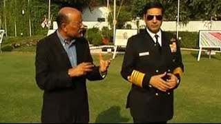 Walk The Talk with Navy Chief Admiral RK Dhowan