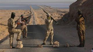 الجيش العراقي يطلق عملية عسكرية لتحرير الخالدية بالأنبار