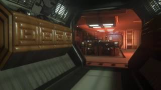 Alien Isolation  [Nightmaremode] Episode 7 actived Tranisit and Marlows Story
