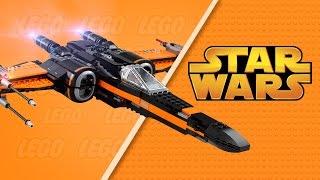 LEGO -  ИСТРЕБИТЕЛЬ ЗВЁЗДНЫЕ ВОЙНЫ 75102 БЫСТРАЯ СБОРКА ЛЕГО! (SPEED BUILD LEGO)