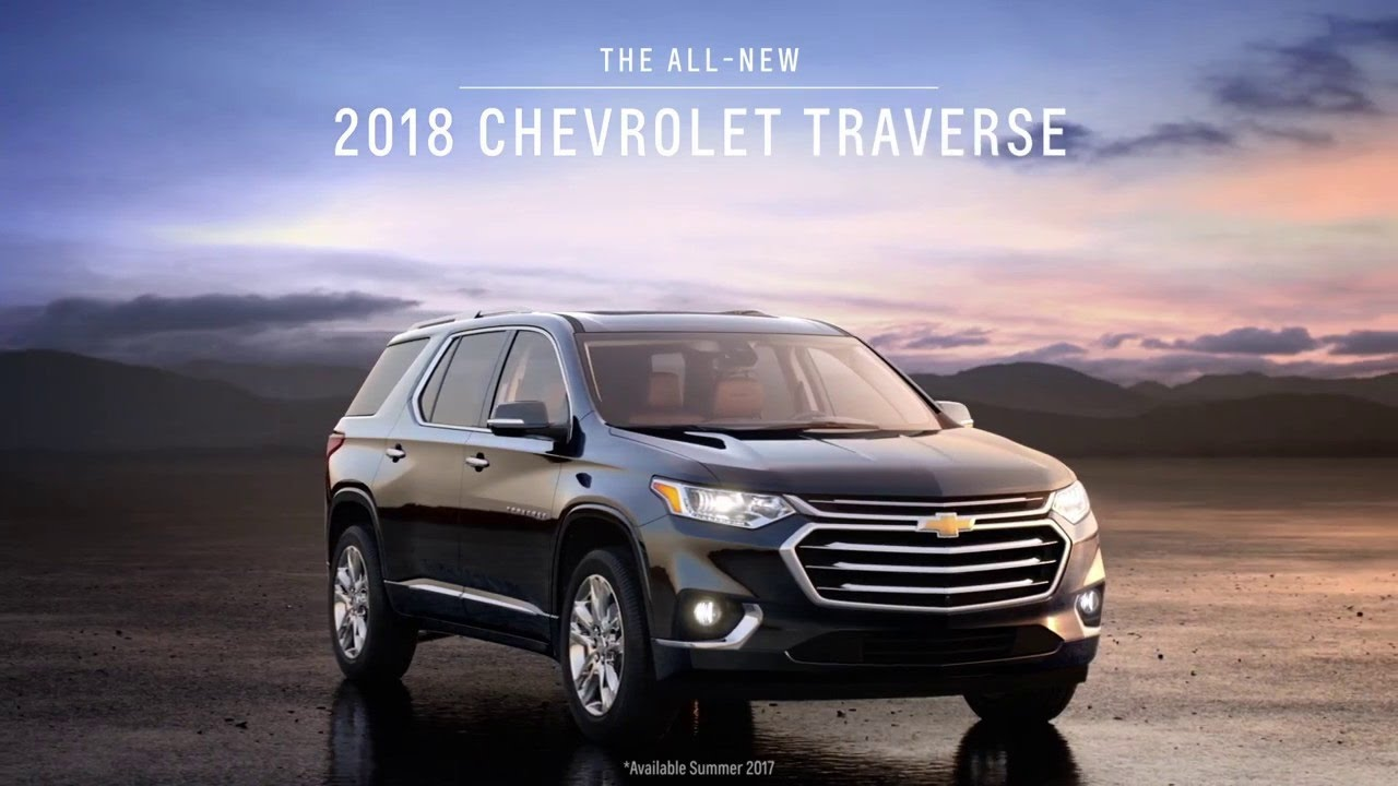 2018 chevrolet traverse price top speed interior powerpoint specifications youtube. Black Bedroom Furniture Sets. Home Design Ideas