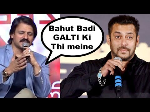 Salman Khan CHANGED My Life Says Vivek Oberoi