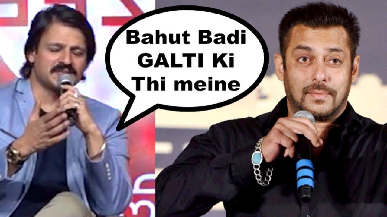 Salman Khan CHANGED My Life Says Vivek Oberoi