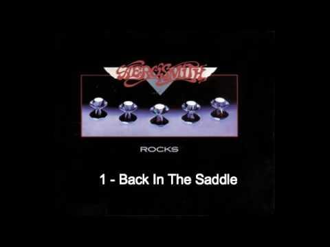 Aerosmith - rocks (full album)