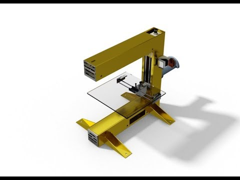 293. Eventorbot 3D Printer || 3D printing || Free download 3D models