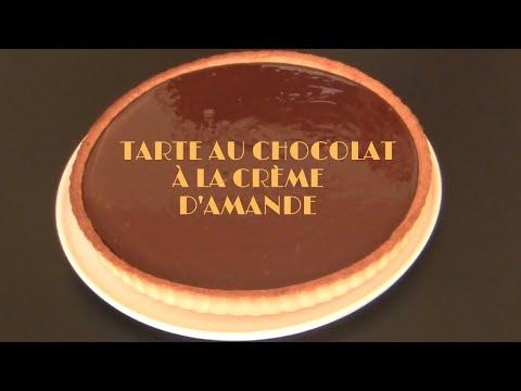 tarte-au-chocolat-a-la-creme-d'amande