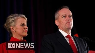 Bill Shorten concedes defeat, will step down as Labor leader | ABC News