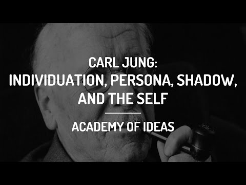 Introduction to Carl Jung - Individuation, the Persona, the Shadow, and the Self