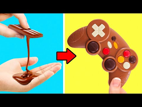 23 AWESOME HACKS WITH SWEETS AND CHOCOLATE THAT WORK MAGIC