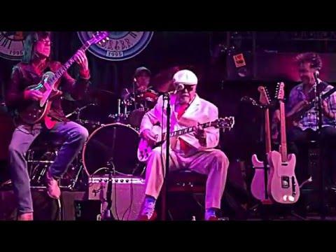 Whitey Johnson - Bluesy Tuesday @ Bourbon Street Blues & Boogie Bar, Nashville
