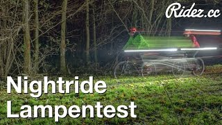 Test mountainbike-lampen BBB, Hope, Lezyne & Sigma