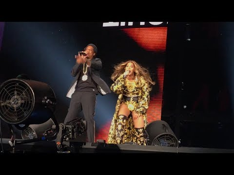 Beyoncé and Jay - Z - Apeshit On The Run 2 Vancouver, Canada 10/2/2018
