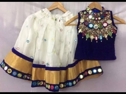 9ed4b808f Kids Variety Types Of Pavadai Sattai Models