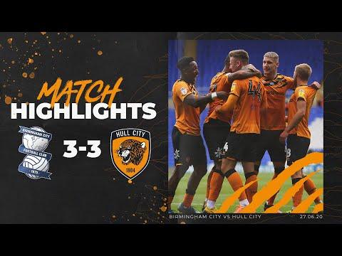 Birmingham Hull Goals And Highlights