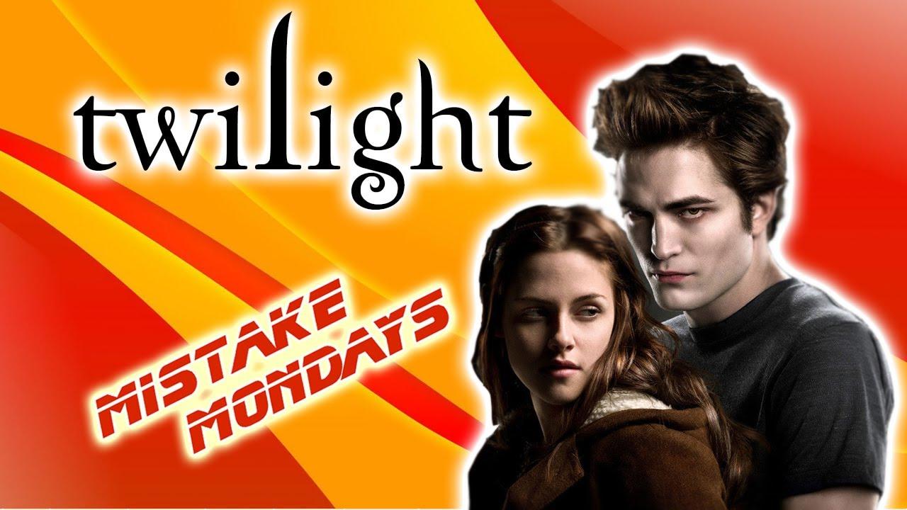 twilight 2008 movie mistakes youtube
