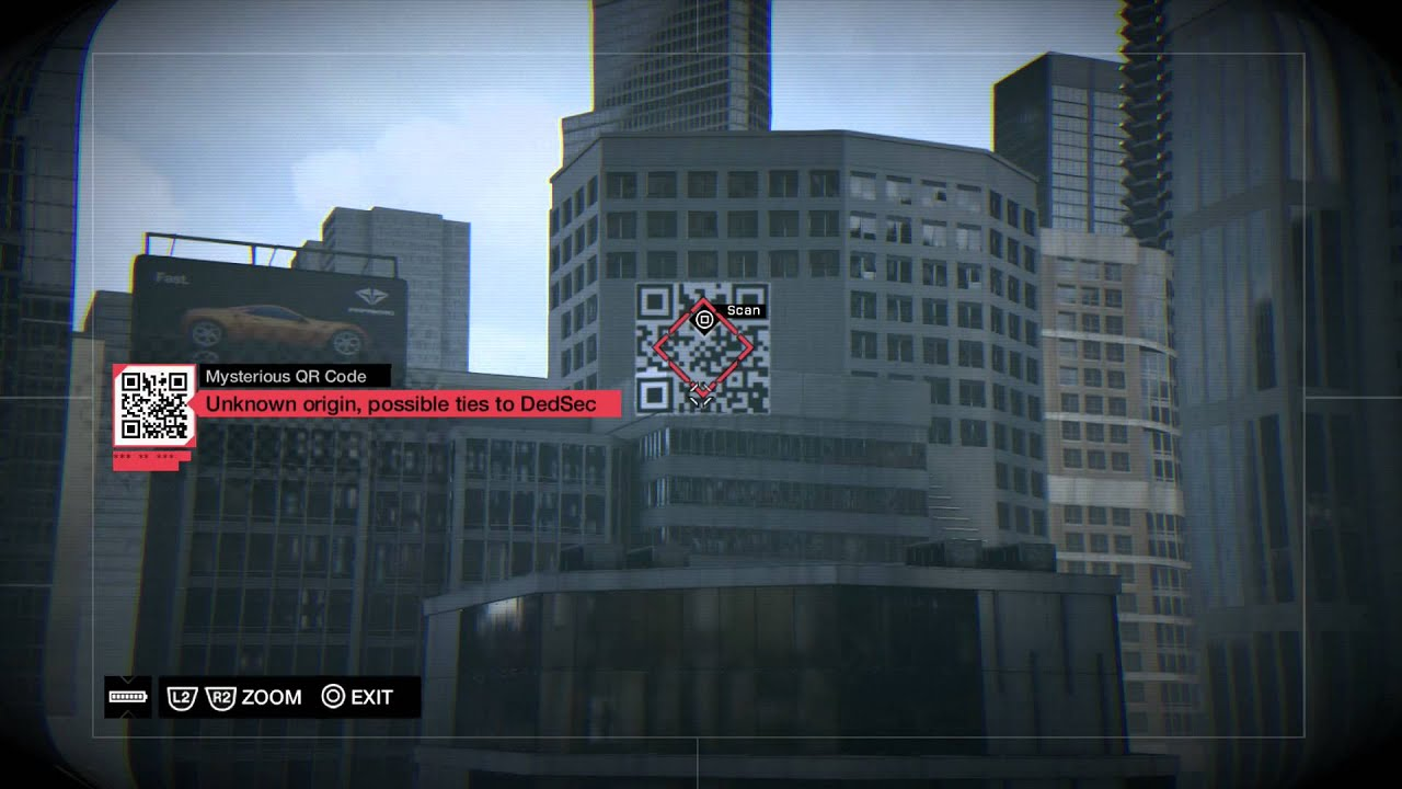 Code Qr Watch Dogs Mad Mile