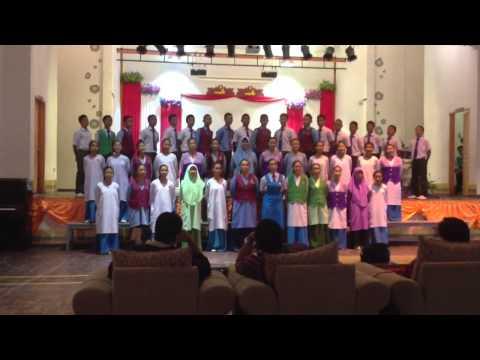 May Our Paths Meet Again by the SMK Telaga Choir
