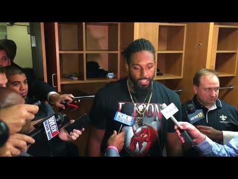 Cam Jordan says Saints defense made 'so many big plays'
