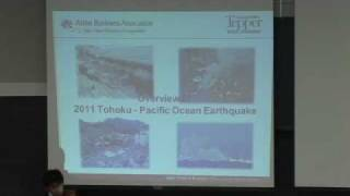 Japan Earthquake and Tsunami Panel Discussion With Japan Trekkers and Tepper School Alumni