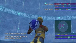 Final Fantasy X Gameplay