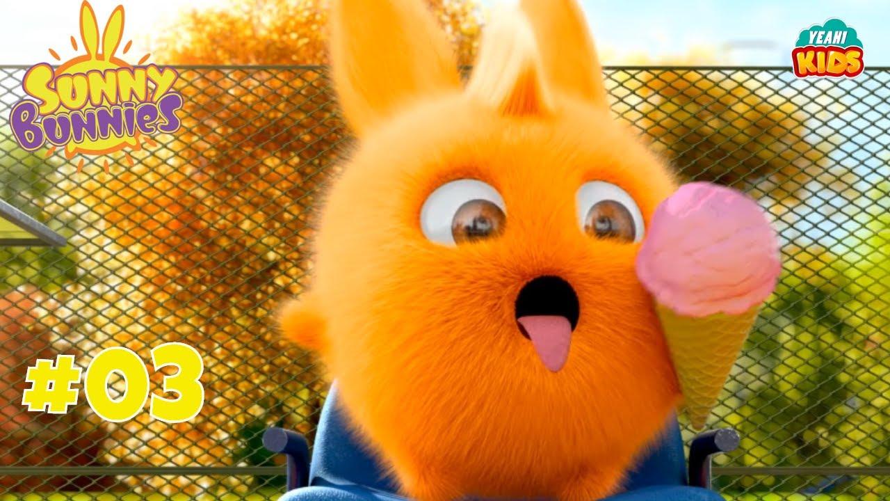 SUNNY BUNNIES | Những Chú Thỏ Màu Sắc ĐẶC BIỆT 3 | Hoạt Hình Hay Nhất Thế Giới