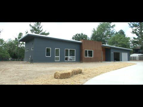 Net-Zero Energy Home In Okemos