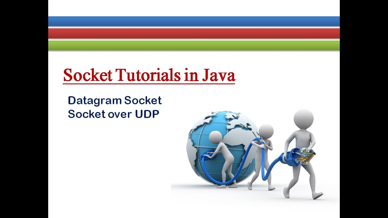 Learn Basics of Datagram Socket : Socket programming usind UDP in Java