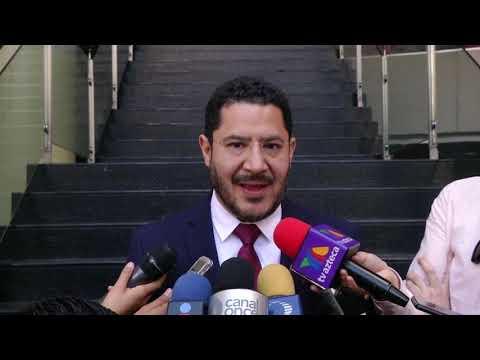 Entrevista al senador Martí Batres, presidente de la Mesa Directiva