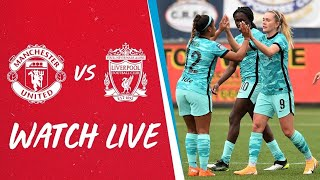 LIVE Continental League Cup: Liverpool FC Women 3-1 Man Utd