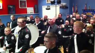 Andrew Murphy Memorial FB in CLSFB band hall vid 5