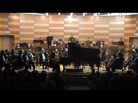 Rebeca Omordia plays F. Liszt Piano Concerto no. 1