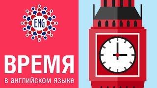 Как спросить время на английском языке |  Который час?  | Для начинающих
