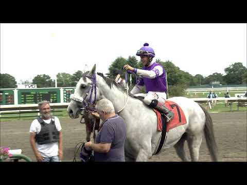 video thumbnail for MONMOUTH PARK 9-1-19 RACE 4