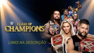 Download Mp4 Video: WWE Clash of champions Hoje ao vivo 21:00 links na descrição Full match Highlight Result 25 9 September 2016