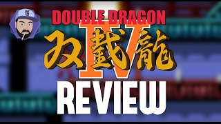 Double Dragon IV Review for PS4 - Nostalgia or Greatness?  | RGT 85