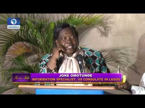Metrofile: Joke Omotunde & Dehab Ghebreab Gets Warm Retirement Reception