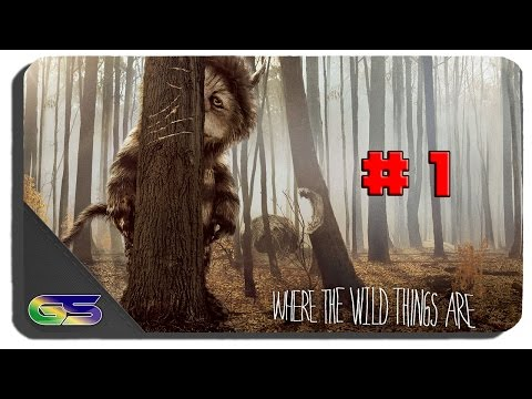 Where The Wild Things Are Gameplay Walkthrough Part 1 Chapter One Arrival All Collectibles