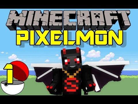 Minecraft ep 1 pixelmon smp server charmander op youtube - Pixelmon ep 1 charmander ...