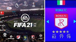 ОФИЦИАЛЬНО: FIFA 21 ВСЕ ЛИГИ И КОМАНДЫ