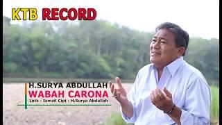WABAH CORONA- H.SURYA ABDULLAH