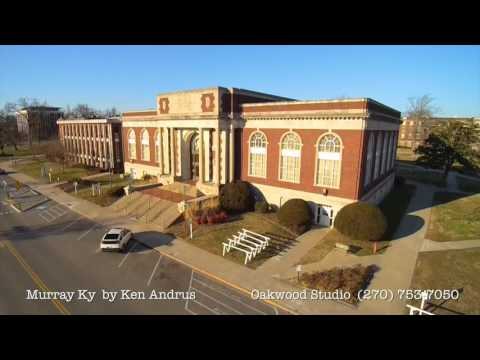 Aerial Murray Ky