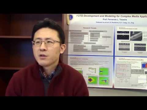 Haksu Moon: 2015 Ohio State University Graduate School Presidential Fellowship Winner