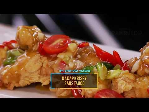SEMUA BISA MASAK - Kakap Krispy Saus Tauco