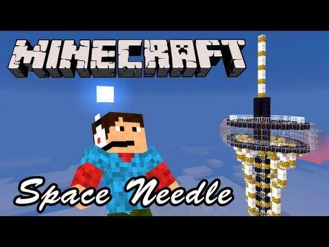 Minecraft - Space Needle