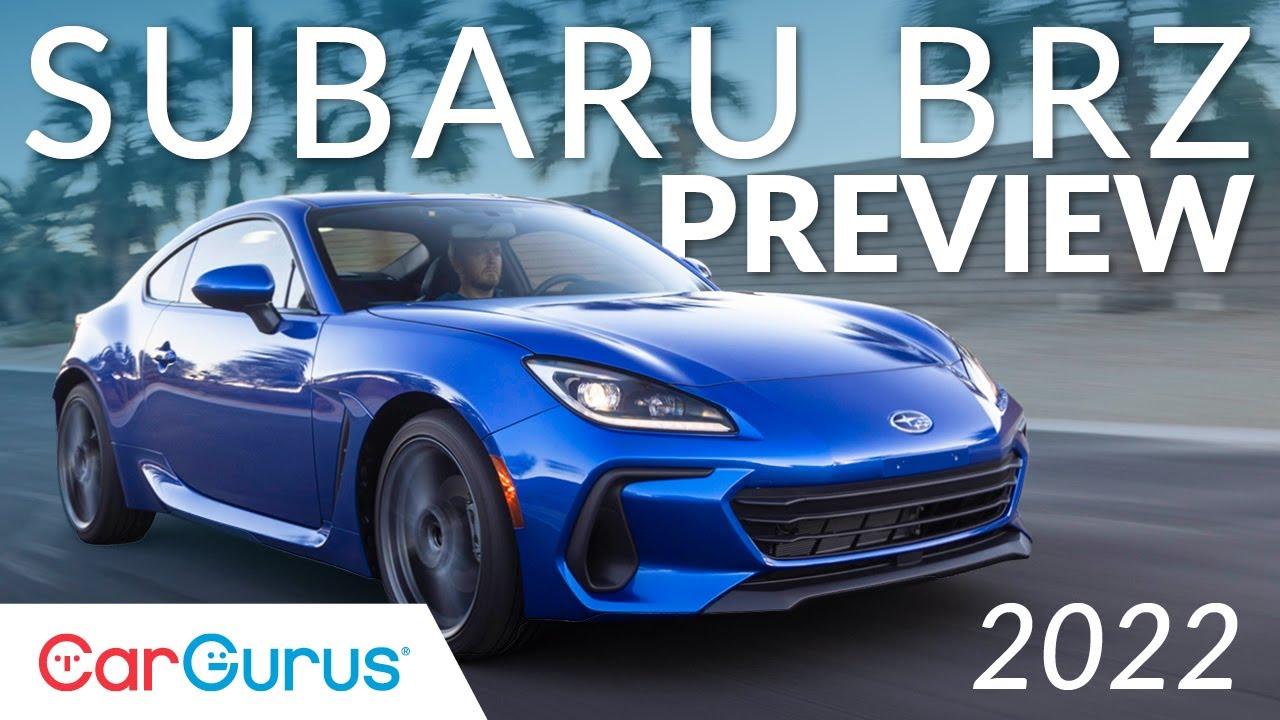 Download 2022 Subaru BRZ Preview | CarGurus