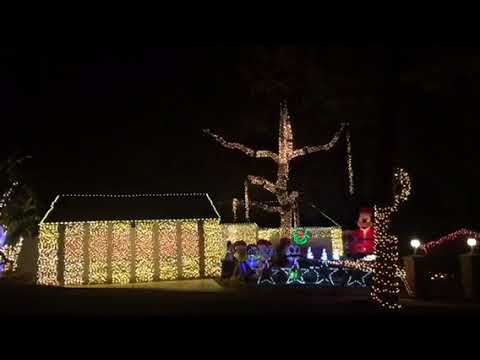 2017 upper hastings ranch best christmas light show - Hastings Ranch Christmas Lights