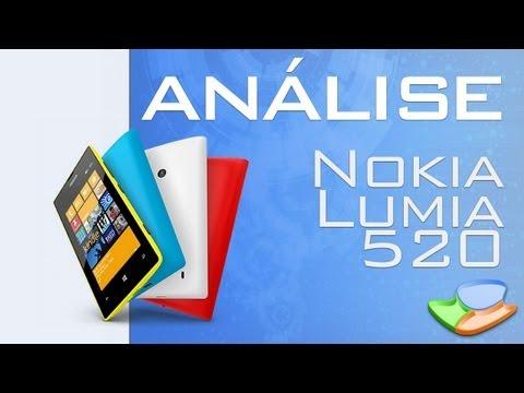 Nokia Lumia 520 [Análise] - Tecmundo