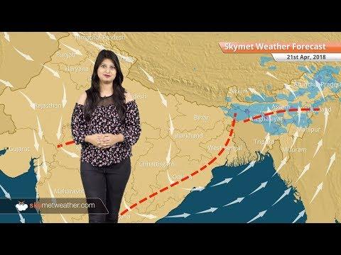 Weather Forecast for Apr 21: Rain in Bengaluru, Kolkata; dry weather in Chennai, Mumbai