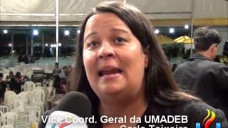 Carla Teixeira - UMADEB 2014