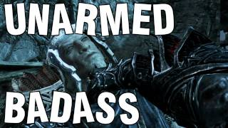 Skyrim - Unarmed Badass Viking Commentary